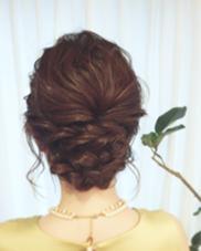 イベント・デートに行く前に♡可愛くアレンジヘア fossette所属・YamaguchiYuriのスタイル