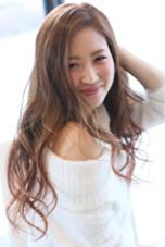 グラデーションカラーでイメージチェンジ HAIR STUDIO JAP所属・給下麗のスタイル