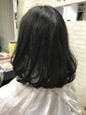 秋カラー brace桂所属・MATUMOTORYOのスタイル