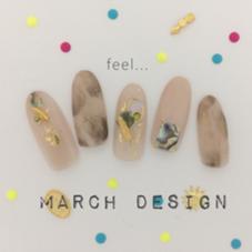 定額プレミアムアート mana  nail design所属・Mana nailDesignのフォト