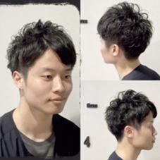 ☀️『Noa』大宮☀️所属・山田真一のスタイル