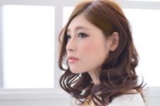 リジェール名駅店所属・花井啓好のスタイル