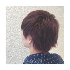 red ✖︎ brown KENJE平塚LUSCA所属・柏山理央菜のスタイル