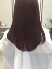hair make beautiful所属・白石はるきのスタイル