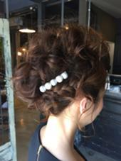 ソフトモヒカン風なヘアアレンジ☆ EUPHORIA hair&beauty  【ユーフォリア】所属・EUPHORIA【ユーフォリア】のスタイル