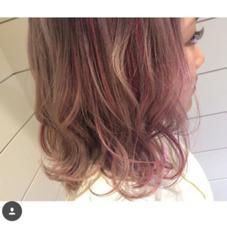 babypink     透けちゃうカラー  細かめにランダムに pinkが入っているので お洒落なデザインカラーです♡♡  ベースも明るめの ペールトーンなので より女の子っぽさがでます neolive&所属・FujitaMiraiのスタイル