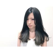 ホワイトインナーカラー IMAJINE吉祥寺店所属・澤登友駿のスタイル