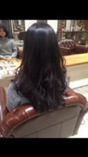 darktonecolor☆ lavender × ash  MARIO HAIR DESING所属・山岸亮也のスタイル