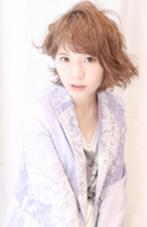 動きのあるショートアレンジです♪ SARAJU梅田茶屋町店所属・荻野峻のスタイル