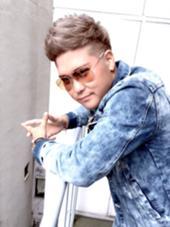 シルバー刈り上げ二段 青木陽典【GORI】代表のメンズヘアスタイル・髪型