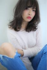 THREE所属・北川大一郎のスタイル