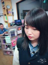 前髪カット 美容室 AER所属・松木俊介のスタイル