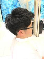 HAIR&MAKE   EARTH 西川口店所属・西山範明のスタイル