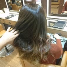 Hair&Beauty  RITA所属・□モチマルチアキ□のスタイル