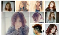撮影会 hair&make Lee尼崎所属・田中 優輝Lee尼崎店のスタイル
