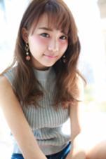 ルーズウェーブ☆ Aguヘアー京橋店所属・稲本祐也のスタイル
