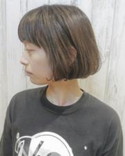 ALLURE HAIR〜elfi〜所属・間嶋紗由美のスタイル