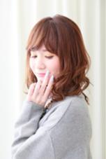 aile Totalbeauty salon 富雄店所属・東恩納咲のスタイル