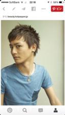 メンズ人気No.1のベリーショート! 200人以上のオーダーがあるスタイルです DECO所属・hozumisatoshiのスタイル