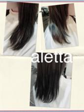 ブルージュ☆デザインカラー ALETTA HAIR PRODUCE(アレッタヘアプロデュース)所属・店長  高木美樹のスタイル