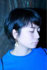 頭の骨格を意識したカットです AVANCE所属・戸田たかしのスタイル