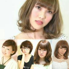 hair relax spa Beige所属・横山広樹のスタイル