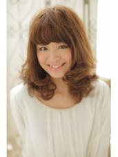 前髪ワンカール HAIR WORK Lucina所属・櫻井颯人のスタイル