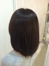 ☆ナチュラルブラウン☆ hair salon7(Na-na)所属・SHUHEIシュウヘイのスタイル