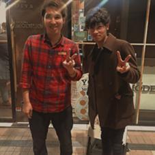 エッジの効いたパーマは今季オススメです(^^) Hair&make MODE K's 松原店所属・永井勇樹のスタイル