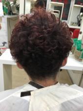 レッドヴァイオレット shampoo綱島店所属・田代柾樹のスタイル