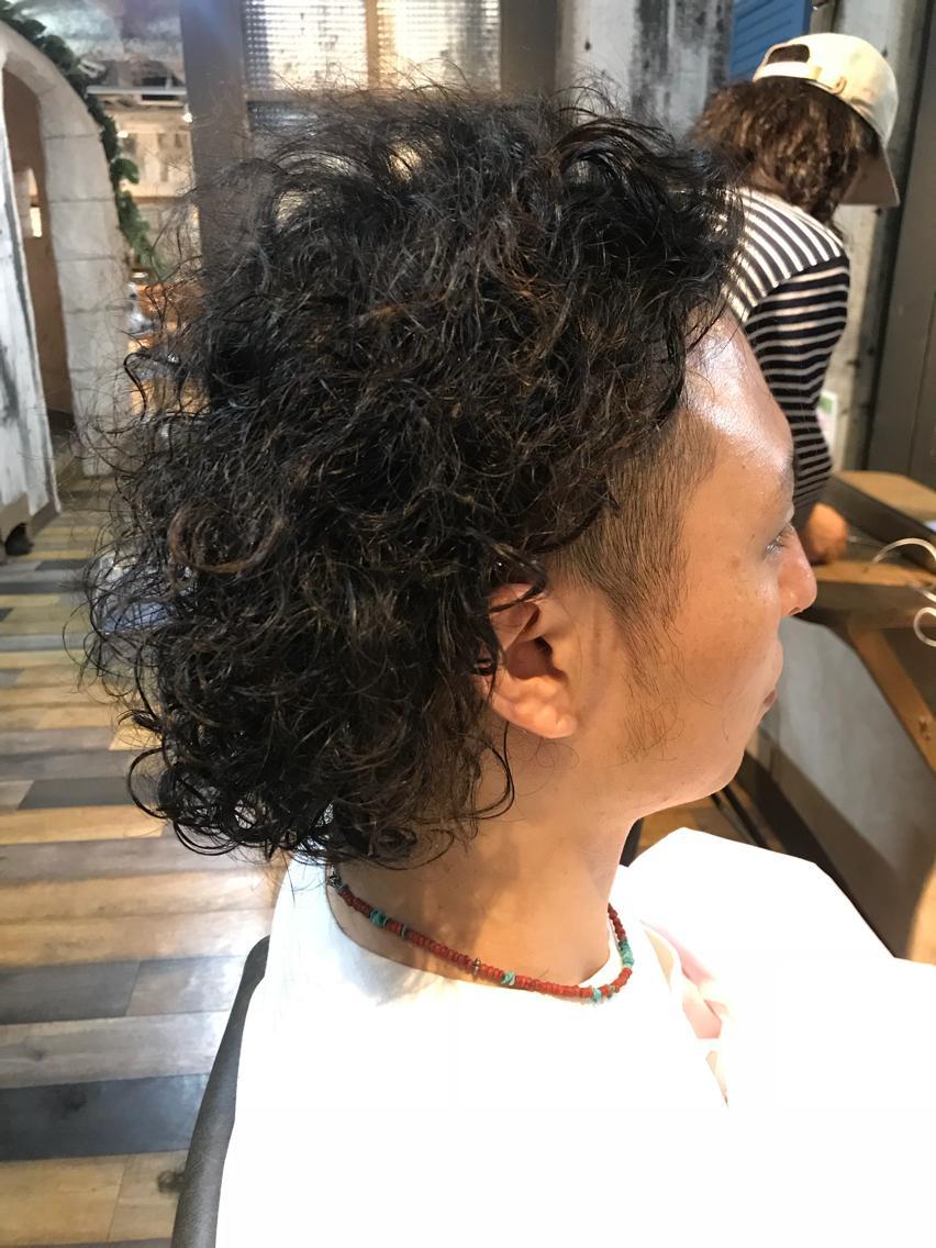 強めパーマ|Hair resort Ai 秋葉原店所属・Ai秋葉原店のヘア