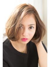 ブラントボブ SELECT hair 高田馬場店所属・髙橋由樹のスタイル