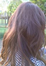 髪の毛が太くて硬い人でも柔らかく見せるカラーです! Dahlia【ダリア】所属・三木甲太のスタイル