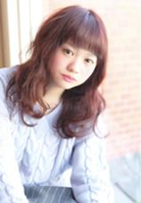 ピンク GOSSIP HAIR所属・◆ 早坂ケースケのスタイル