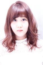 ピンクパール ブリーチ必須 hayakawayuiのスタイル
