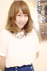 Ash八幡山店所属・萩晋二郎のスタイル