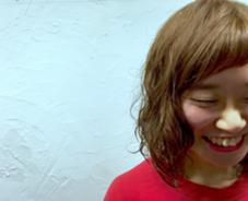 ボブ☆  パーマをかけてクシャっと簡単スタイリング☆ salt所属・岡部陵のスタイル