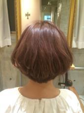 miel hair&spa所属・二瓶真菜己のスタイル
