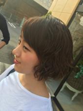パーマ Hair Salon Valor所属・Shichanのスタイル