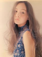 とうとう出ました!Newカラー「APLIE」☆ ブリーチ無しの超ハイ透明感を実現出来る唯一無二のカラー剤!是非一度お試しあれ( ̄▽ ̄) hair  design germe所属・篠田和希のスタイル
