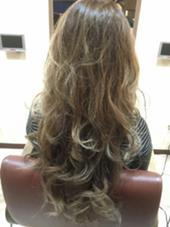 MIIA HAIR DESIGN 所属・ミヤガワカイラのスタイル