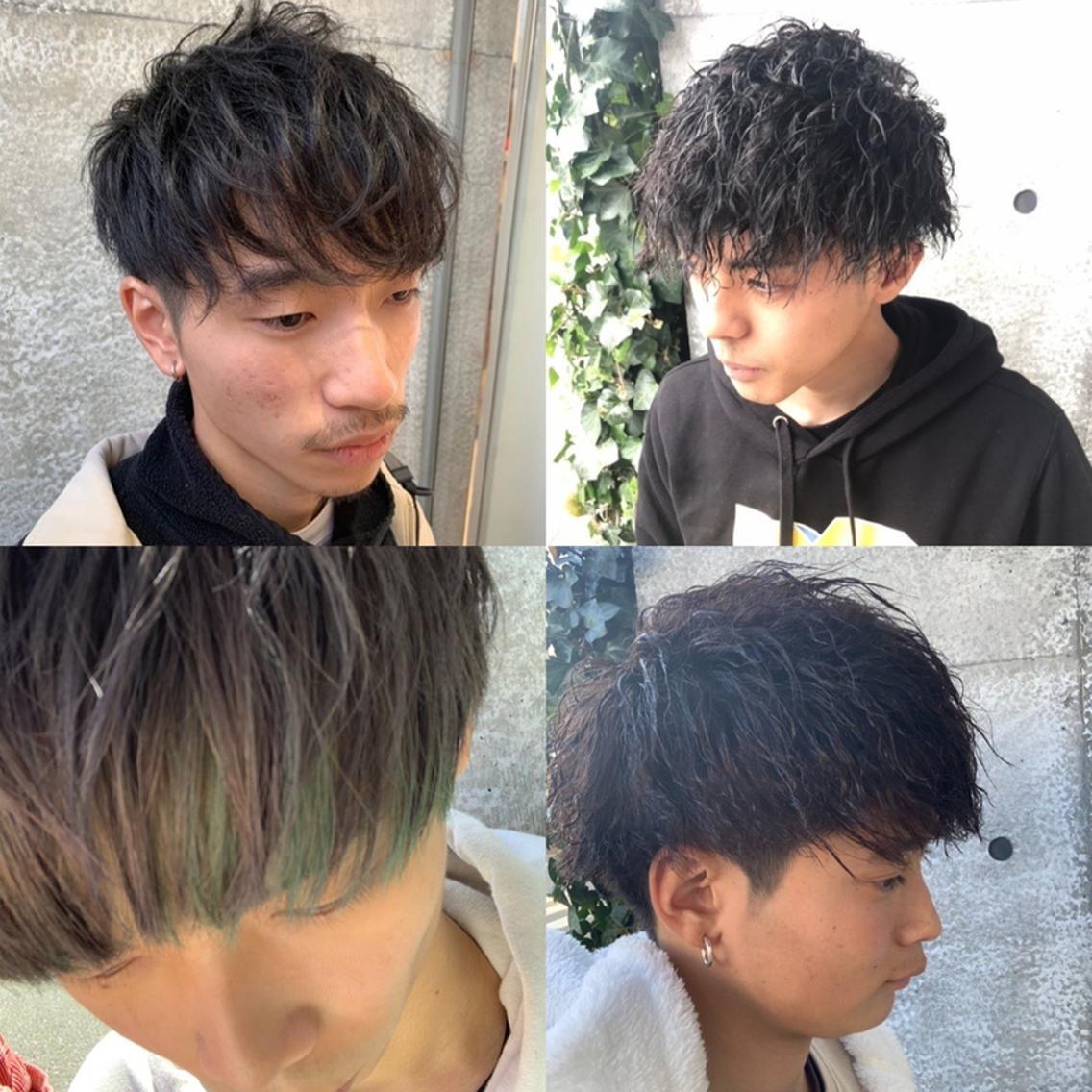 Nico by KENJE所属・下地 貴大の掲載