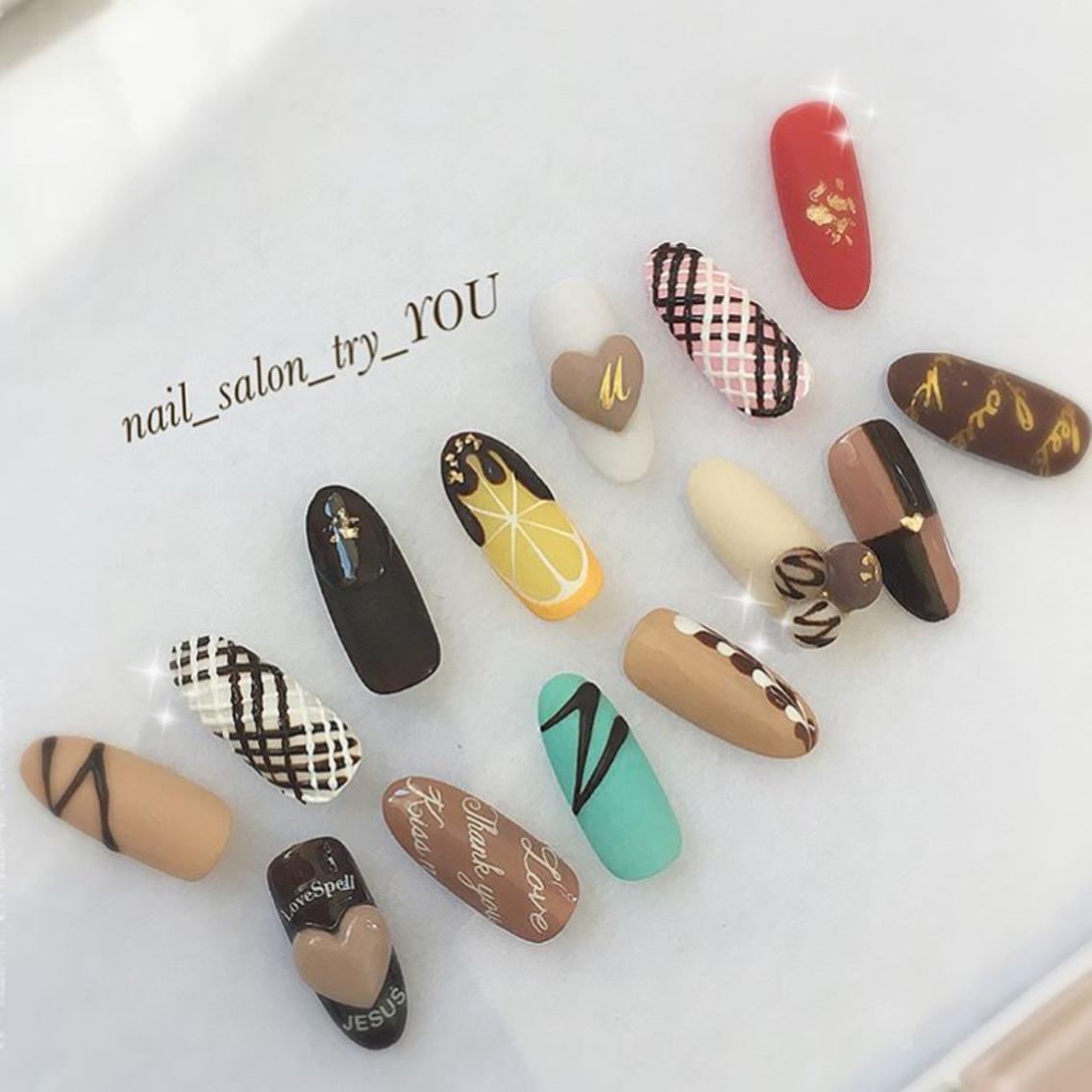 nail_salon_try_YOU所属・nail_salontry_YOUの掲載