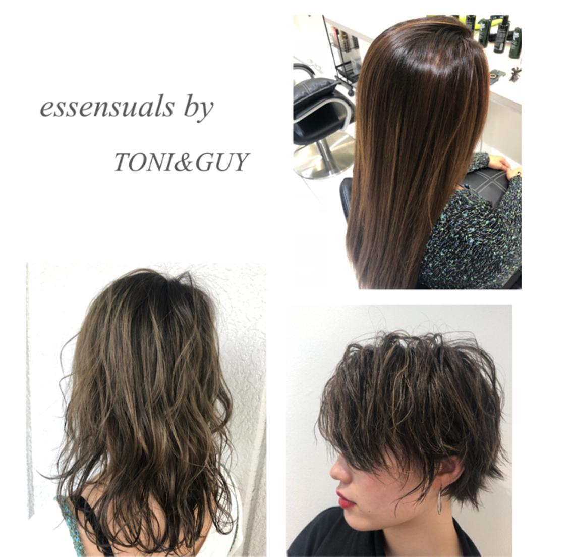 essensuals by TONI&GUY 銀座店所属・根本奈美の掲載