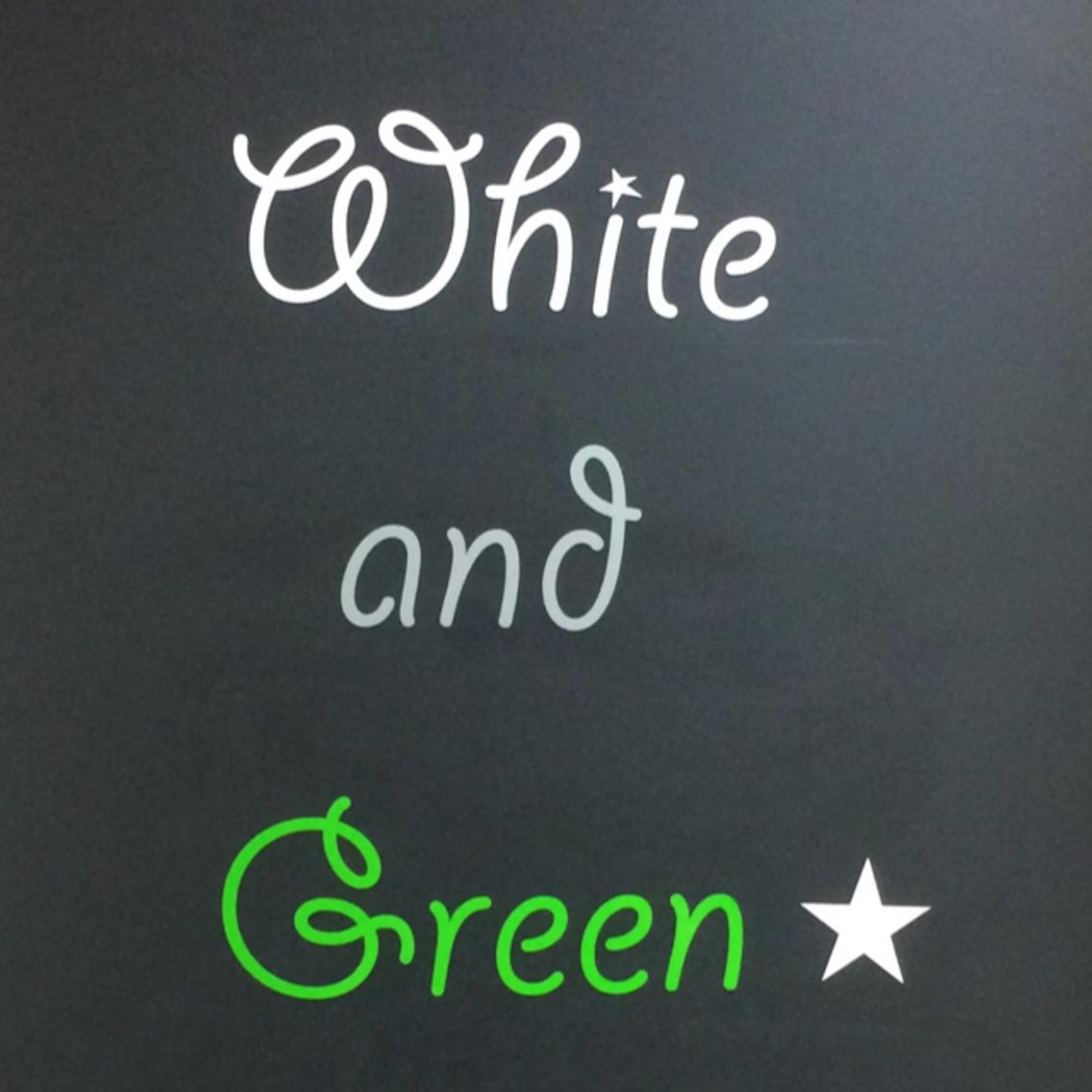 White and Green所属・Whiteand Greenの掲載