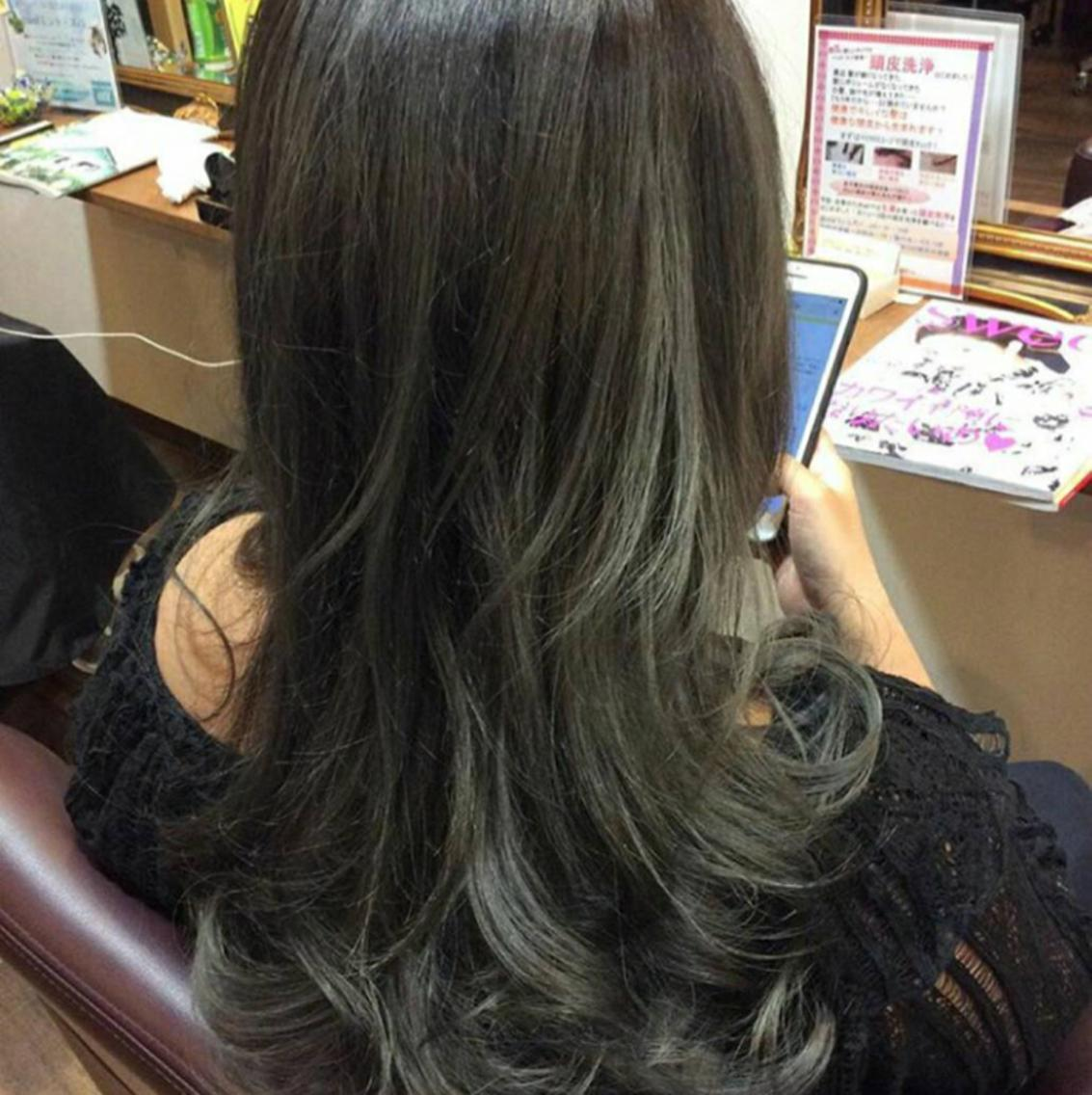 hair design all所属・矢貫美生の掲載