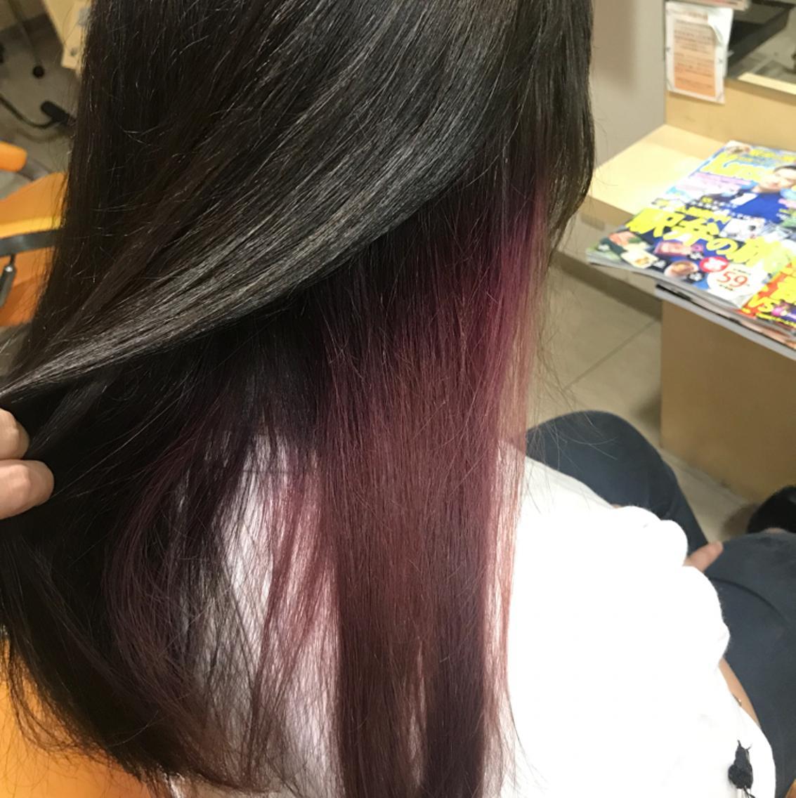 designing hair Deux所属・川野 菜実子の掲載