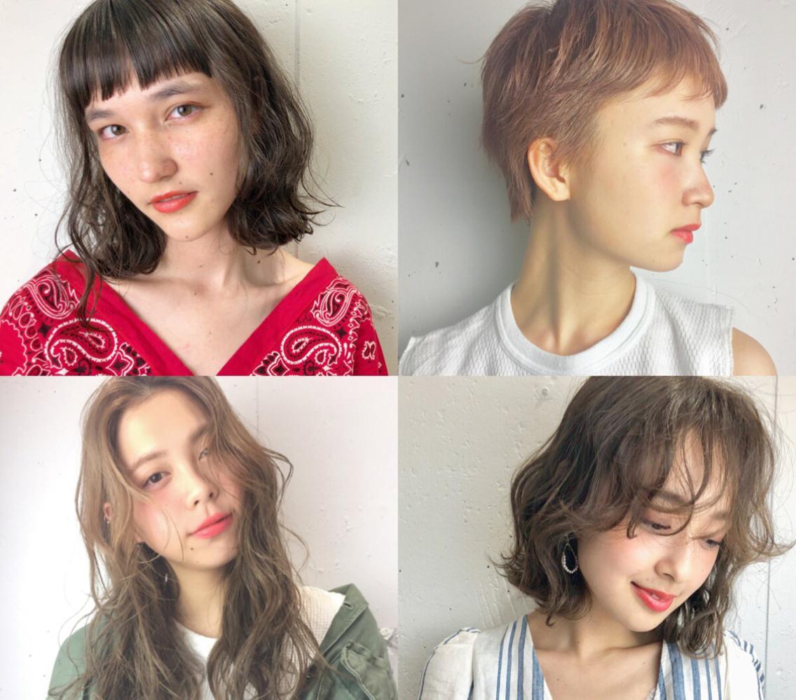 CLEAR of hair 栄南店所属・福井 友香の掲載