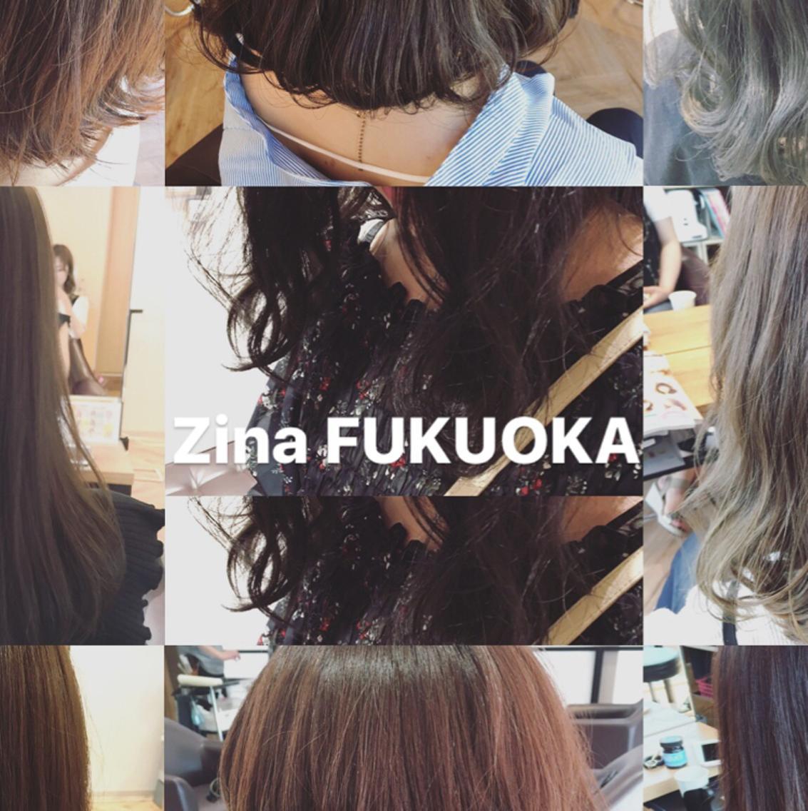 zinafukuoka所属・野口奈々の掲載