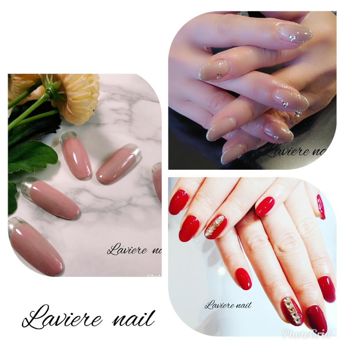 Laviere nail所属・Laviere nailの掲載